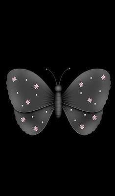 Htc Wallpaper, Glitter Wallpaper, Iphone Background Wallpaper, Butterfly Wallpaper, Wallpaper Quotes, Phone Wallpapers, Walpaper Black, Foto Art, Rock Crafts