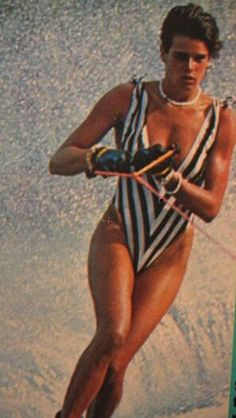 princess stephanie monaco swimsuit | 17 Best images about 80's on Pinterest | Models, Pamela ...