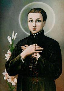 Święty Stanisław Kostka – Patron młodzieży