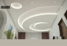 Latest false ceiling designs for hall Modern POP design for living room 2018 The largest catalogue for Latest false ceiling designs for living room modern interiors, and New pop design for hall ceiling and walls catalogue for 2018 rooms Gypsum Ceiling Design, House Ceiling Design, Ceiling Design Living Room, False Ceiling Living Room, Bedroom False Ceiling Design, Living Room Designs, Living Rooms, Latest False Ceiling Designs, Pop Design For Hall
