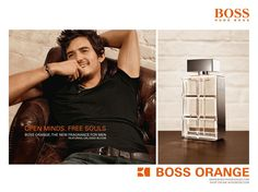 Muzyka z reklamy perfum Hugo Boss Orange Man