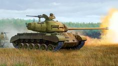 M26 Pershing, Patton Tank, Tank Armor, Ww2 Pictures, War Thunder, Armored Fighting Vehicle, World Of Tanks, Panzer, Armored Vehicles