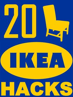 We've found some of the coolest and best IKEA hacks from around the web.