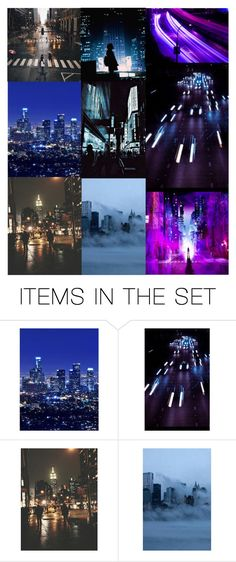 """Oh, how I miss the city..."" by gryffandclaw ❤ liked on Polyvore featuring art"