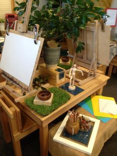 Drawing provocation