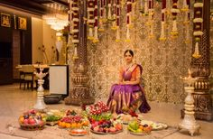 Beautiful bridal decoration