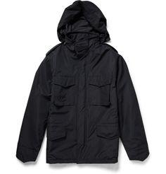 AspesiPadded Waterproof Jacket