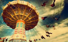 Picture of the Day: Life is Like a Carousel