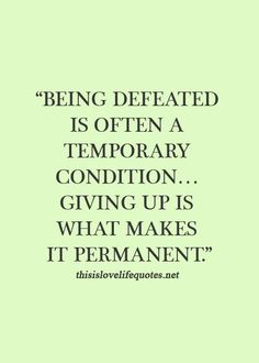 Inspirational Quotes: Take lessons from your defeated state it will teach you more about yourself than a victory. #wisdom #quotes #motivation