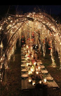 Beatiful medieval fantasy wedding dinner                                                                                                                                                                                 More