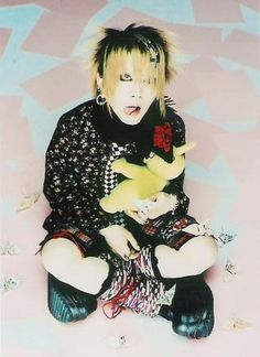 Groups - the GazettE - Ruki Gothic Anime, Gothic Lolita, Ruki The Gazette, Dir En Grey, Aesthetic Japan, Emo Scene, Punk Goth, Post Punk, Rock