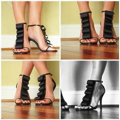 """DIY """"sex and the city"""" Shoes tutorial...pure awesomeness"""
