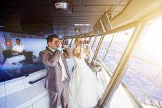 Hochzeit Mein Schiff 3 - Auf der Brücke