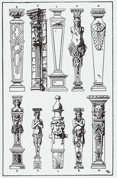 Hermetic Pillars