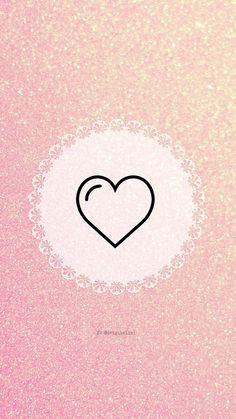 Gold Glitter Wallpaper Iphone, Heart Wallpaper, Love Wallpaper, Wallpaper Iphone Disney, Tumblr Wallpaper, Instagram Story, Instagram Feed, Insta Icon, Social Media Icons