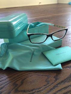 2933cbe8b76 Authentic Tiffany Eyeglass Frames TF2103B
