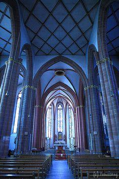 St. Stephen's Church - Mainz #Germany