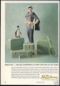 lady baltimore luggage