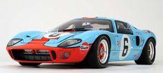 Ford GT40 Gulf Livery