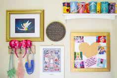 This Is What a Disney Desk Space Should Look Like