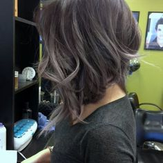 Balayage Ombre' Lavender  By HOLLY - Yelp