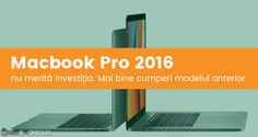 Macbook Pro 2016 nu merită banii #apple #mac #macbook #romania #blog #tehnologie