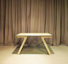 Neatly Designed By Max Ptk. Coffee Table For A Modern Office Or Home. |  Industrial Design | Pinterest