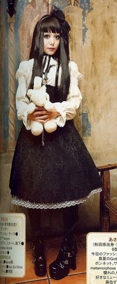 F Yeah Lolita: Adding Elegance To Gothic Lolita