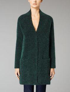 Wool and mohair coat, MaxMara