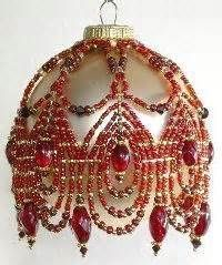 free beaded christmas ornament patterns - Yahoo Image Search Results