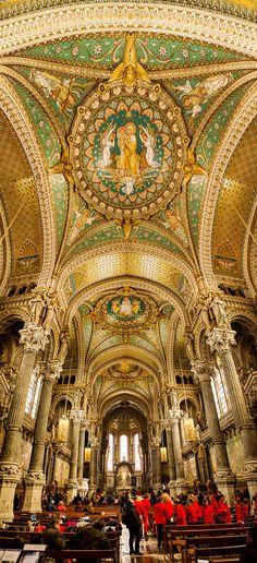 Basilique Notre Dame de Fourvière, Lyon