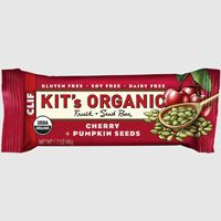 Are seeds the new nuts? Loving these new fruit and seed  bars from Cliff Bar #shortingredientlist.