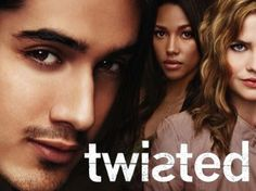 Twisted -This brand new series on ABC Family shows promise. I've only seen the pilot and I'm already planning to follow the show.