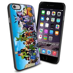 Dragon ball collection, Dragonball #6 , Cool iPhone 6 Smartphone Case Cover Collector iphone TPU Rubber Case Black [By PhoneAholic] SmartPhoneAholic http://www.amazon.com/dp/B00XN2V5AQ/ref=cm_sw_r_pi_dp_T5mwvb0TZY2E8