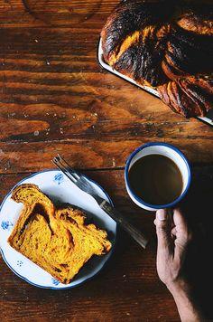 Sweet Potato Pie Babka | A Brown Table