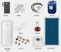 Vásárlás: Bosch FCC Confort (7739600092) Napkollektor árak összehasonlítása, FCC Confort 7739600092 boltok