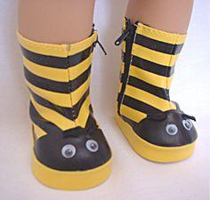 Bee Rain Boots/