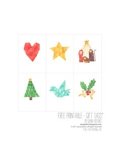 oana befort: Christmas gift tags ~ a free printable Free Printable Christmas Gift Tags, Holiday Gift Tags, Christmas Printables, Christmas Crafts, Christmas Wrapping, Christmas Ornament, Christmas Calendar, Advent Calendar, Christmas Stationery