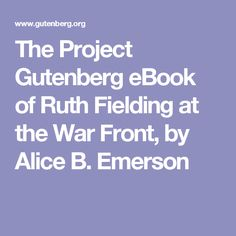 Free kindle book and epub digitized and proofread by Project Gutenberg. Twin Lakes, Girls Series, Free Kindle Books, Emerson, Discovery, Celtic, Fairy Tales, Folk, Ebooks