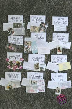 12 Ideas for Open When Letters! # ideas 12 Ideen für Open When Briefe! 12 Ideas for Open When Letters! Boyfriend Christmas Gift, Cute Boyfriend Gifts, Bf Gifts, Presents For Boyfriend, Boyfriend Anniversary Gifts, Present Boyfriend, Noel Gifts, Boyfriend Ideas, Boyfriend Crafts