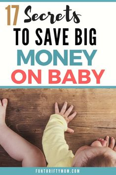 17 Creative ways to save money on baby- How to save money on a new baby. Tips and tricks all new moms need to know about having a newborn or raising baby on a budget. 17 Creative ways to save money on baby No Guide For Mom Massage Bebe, Baby Massage, Tips And Tricks, Ways To Save Money, Money Saving Tips, Saving Ideas, Money Tips, New Parents, New Moms