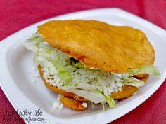 Gorditas at Tamales Ancira in Chula Vista, CA | This Tasty Life