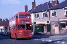 11238 West Midlands (formerly Midland Red) BMMO 6347 HA (fleet No in Vicarage Road, Langley Green (Root End), England, United Kingdom. Blue Bus, Red Bus, Bedford Buses, John Ward, Birmingham Uk, Bus Coach, Yorkshire England, Busses, West Midlands