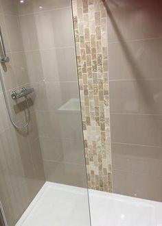 Travertine Brick Mosaic