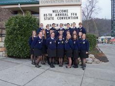 <3 2013 TN State Convention @Paris FFA