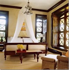 Colonial Bedroom Ideas Tropical Houzz British Colonial Design Ideas Tropical Bedroom Other Tropical Master Bedroom, Tropical Bedrooms, Tropical Homes, Tropical Style, British Colonial Bedroom, British Colonial Style, British Style, West Indies Style, British West Indies