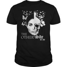 The Other Side of Me Girl T-Shirts, Hoodies. GET IT ==► https://www.sunfrog.com/LifeStyle/The-Other-Side-of-Me--Girl-Black-Guys.html?id=41382
