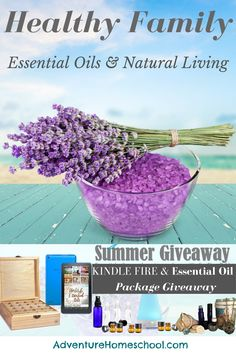Healthy Family Essential Oils and Natural Living Education