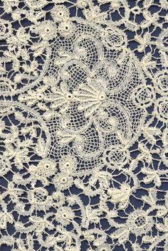 Belgian bobbin lace, KSUM 1983.1.2294.