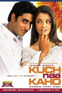 Kuch Naa Kaho - these 2 are so cute together!  good thing they're married